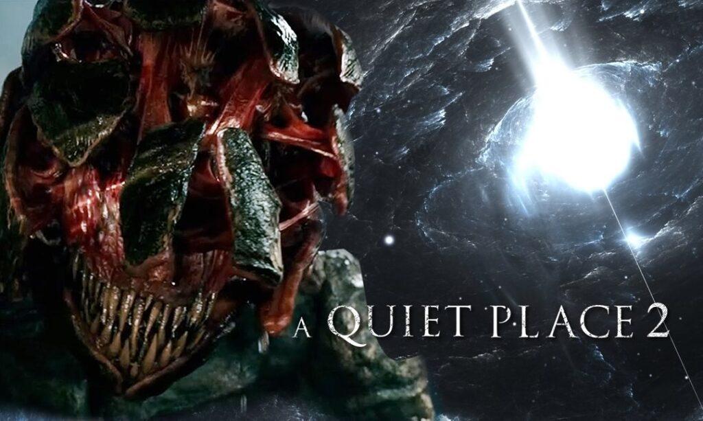 Um Lugar Silencioso 2 a origem dos alienígenas