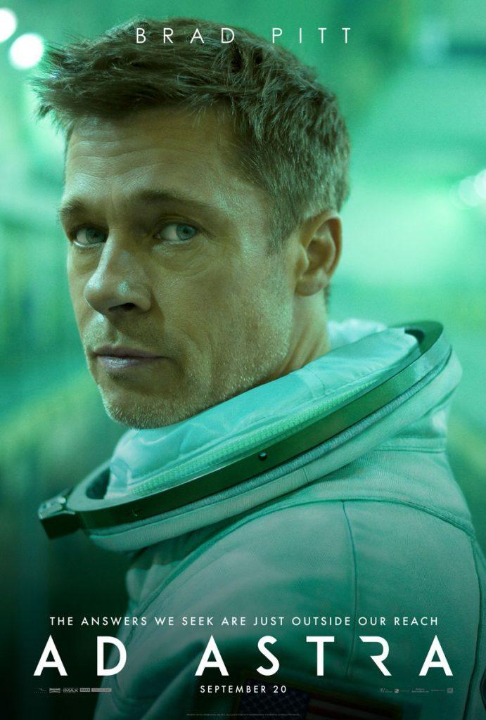 Ad Astra ganha novo trailer com Brad Pitt no espaço