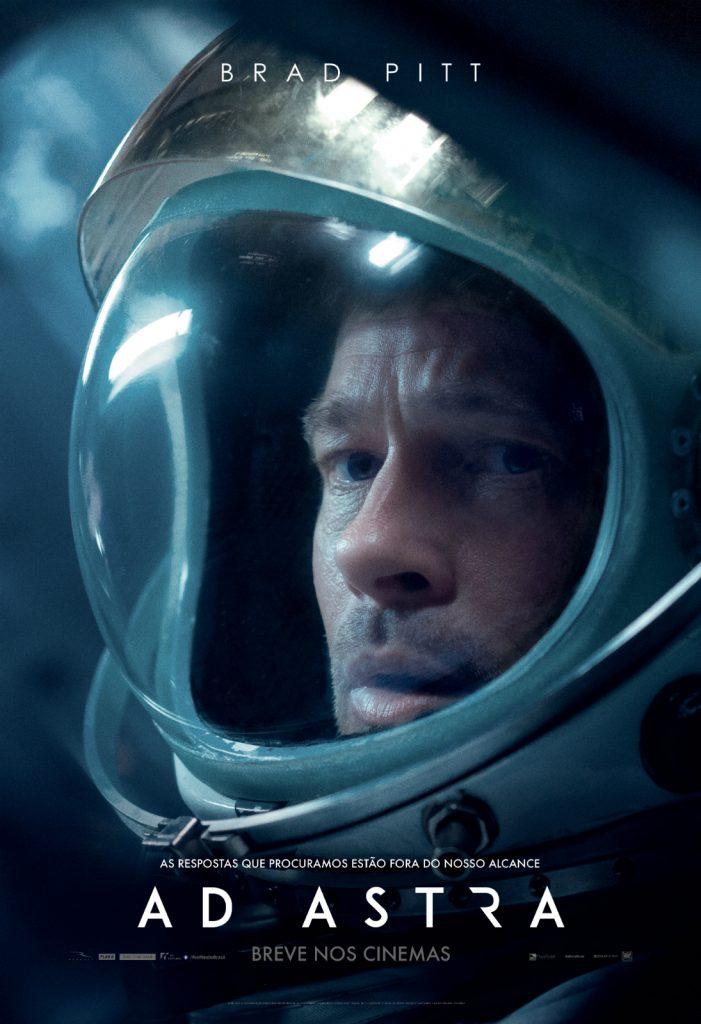 Trailer Ad Astra Brad Pitt no espaço