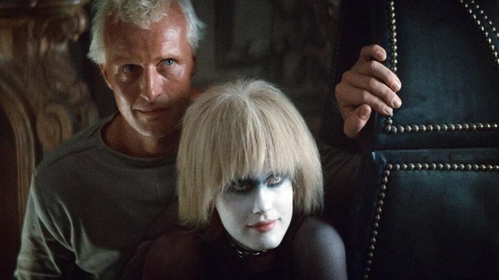 Blade Runner o cacador de androides Roy Rutger Hauer pris Daryl Hannah 1024x576 - Rutger Hauer | Morre aos 75 anos o ator que interpretou o replicante Roy Batty em Blade Runner