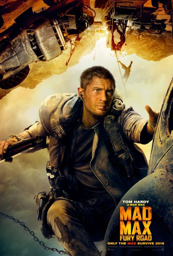 Mad Max Estrada da Fúria duas sequências