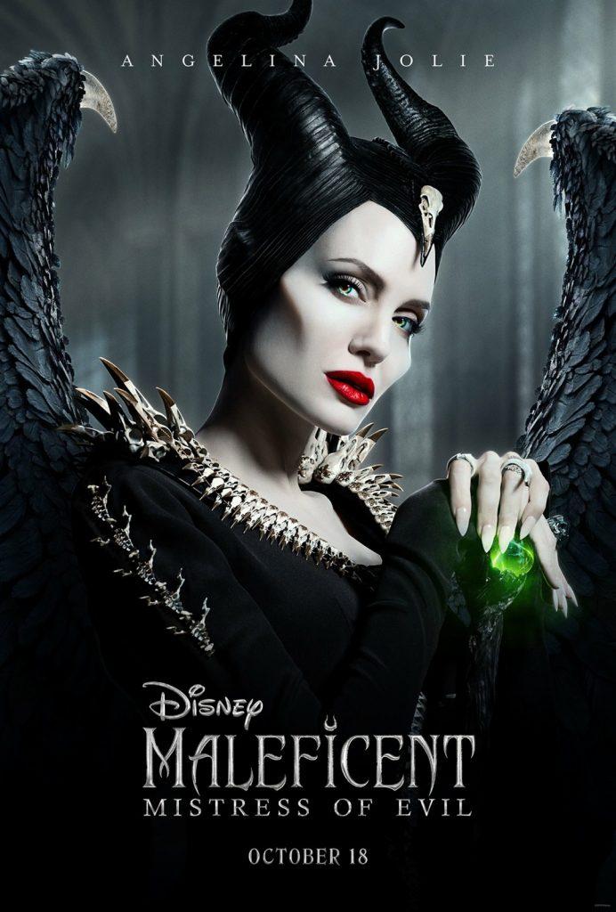 Malévola - Dona do Mal - Angelina Jolie
