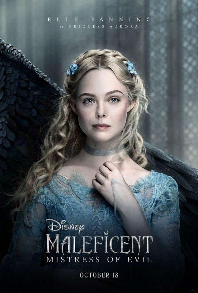 Malévola - Dona do Mal - Princesa Aurora