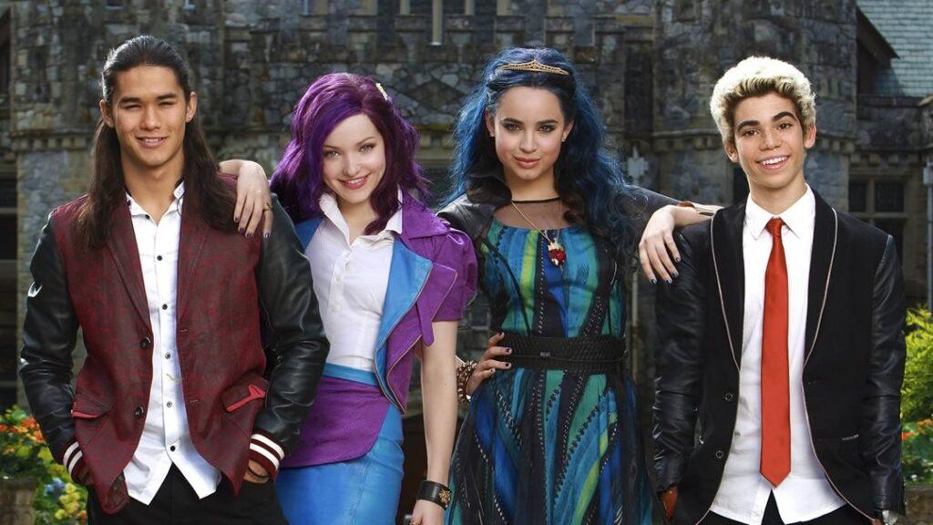 Cameron Boyce na série Descendentes do Disney Channel