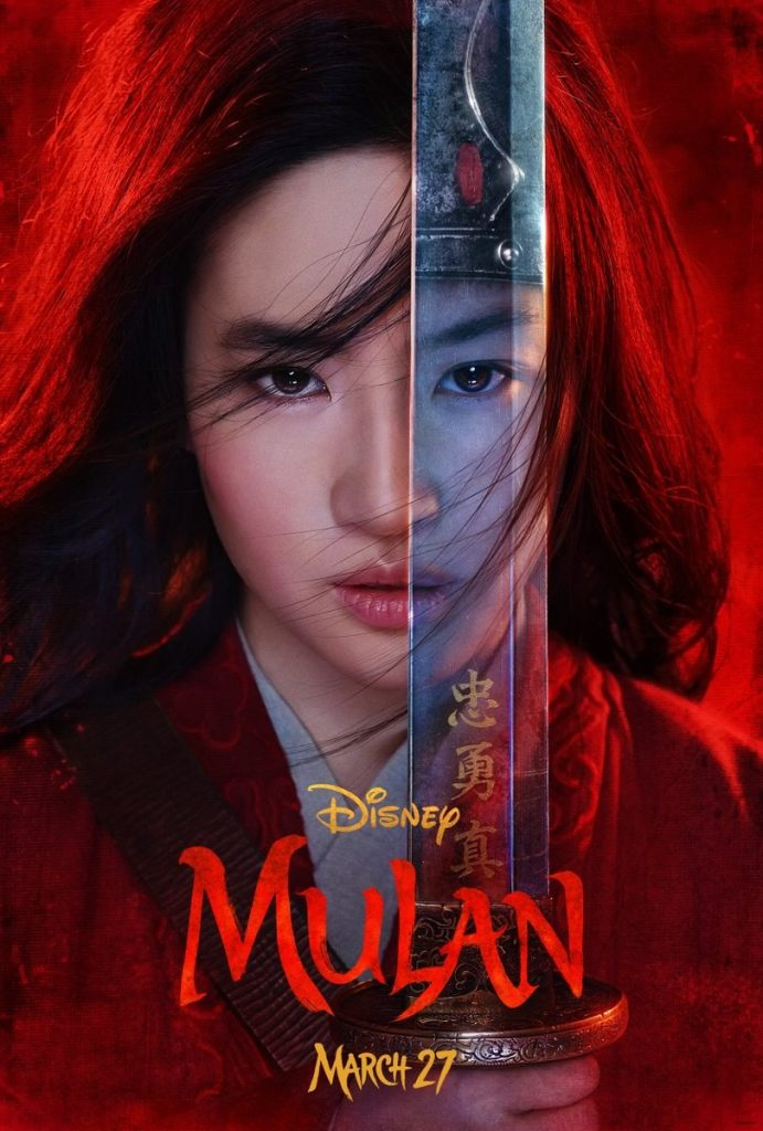 Mulan O dever dela e llutar 691x1024 - Mulan | Disney libera o trailer do Live-Action