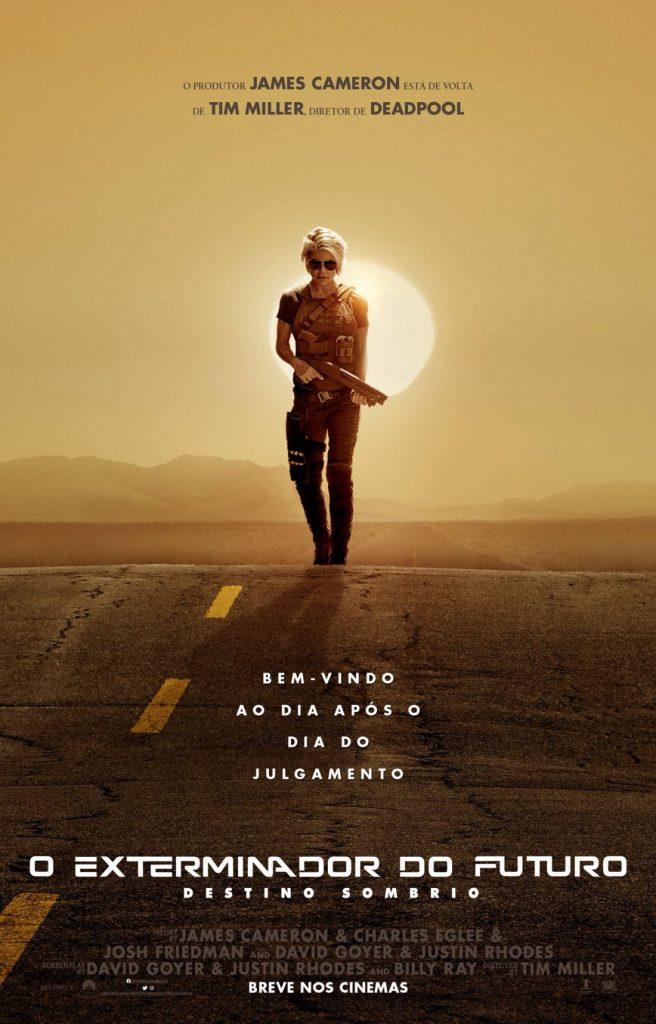 O Exterminador do Futuro - Destino Sombrio - Poster