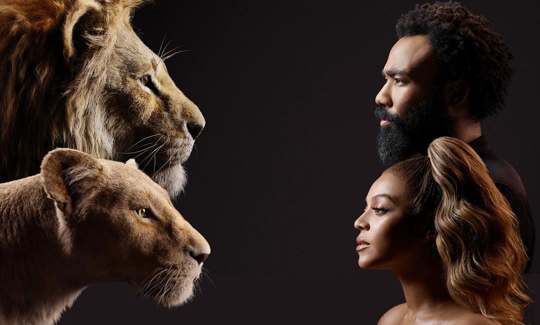 O Rei Leão - Fotos dos personagens e atores