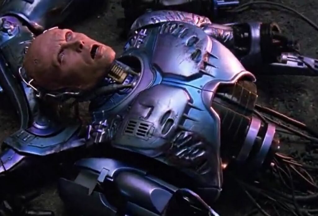 RoboCop II - The Corporate Wars - Reescrito por Justin Rhodes e Tim Miller