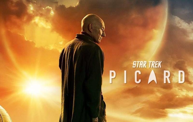 Star Trek: Picard - Patrick Stewart no poster da nova série da Amazon