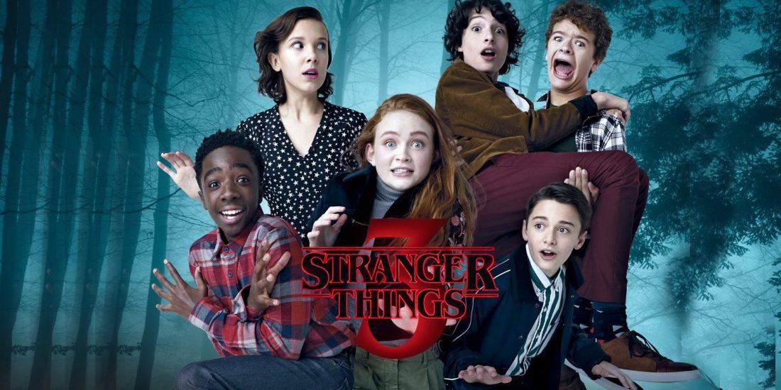 Stranger Things 3 - QUIZ Café com NERD