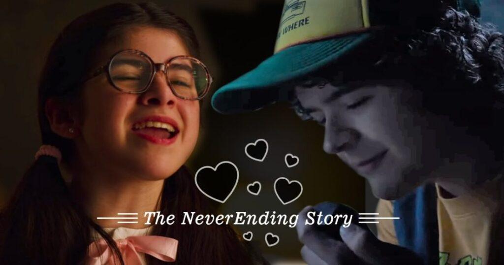 Gabriella Pizzolo interpreta a Suzie em Stranger Things 3 a namorada de Dustin