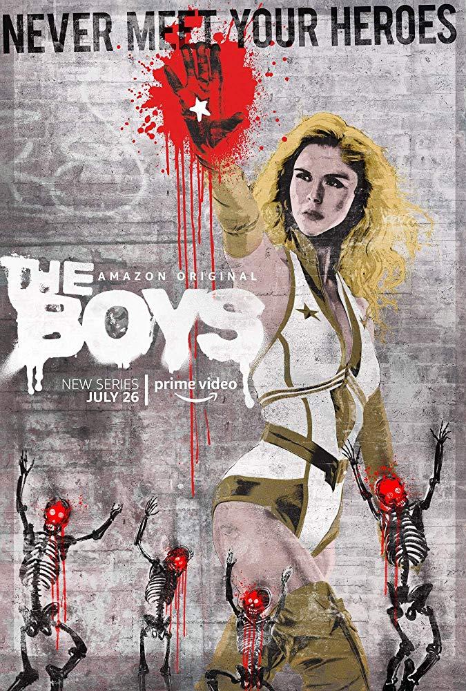 The Boys - Série da Amazon Prime - Primeira Temporada