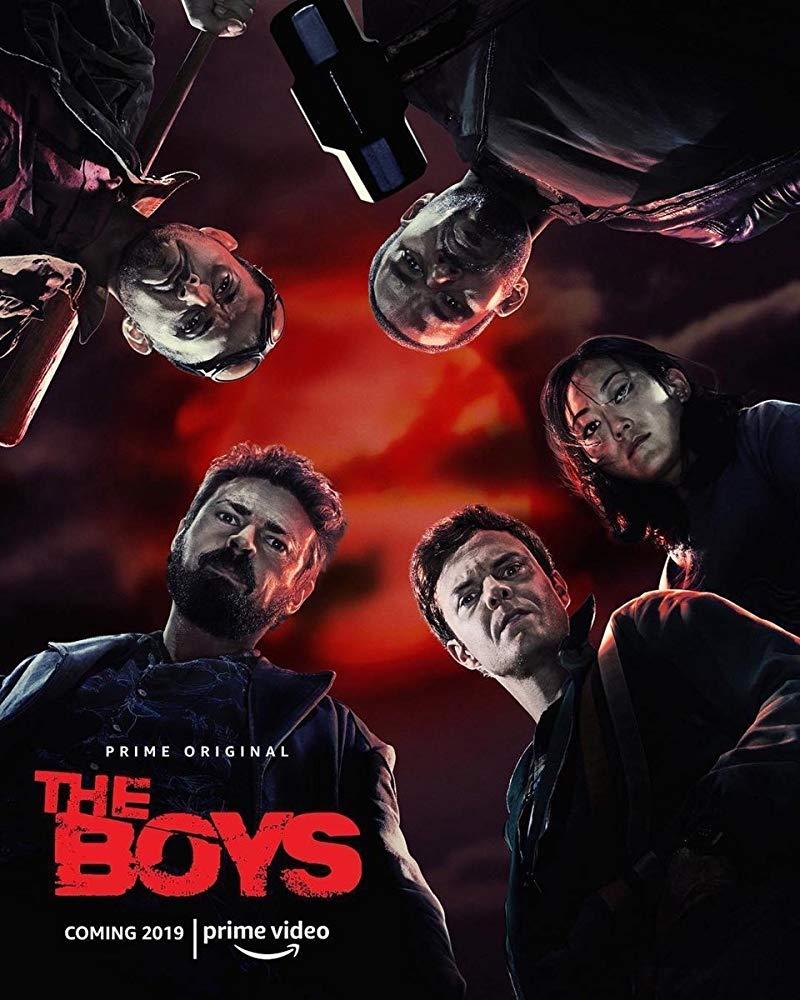 The Boys - Série da Amazon Prime