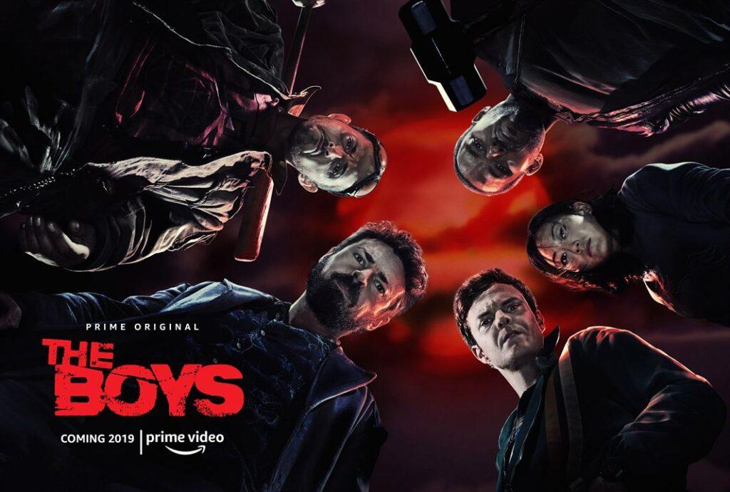 The Boys Primeira Temporada Amazon Prime 1024x691 - The Boys: 1ª Temporada da série da Amazon Prime