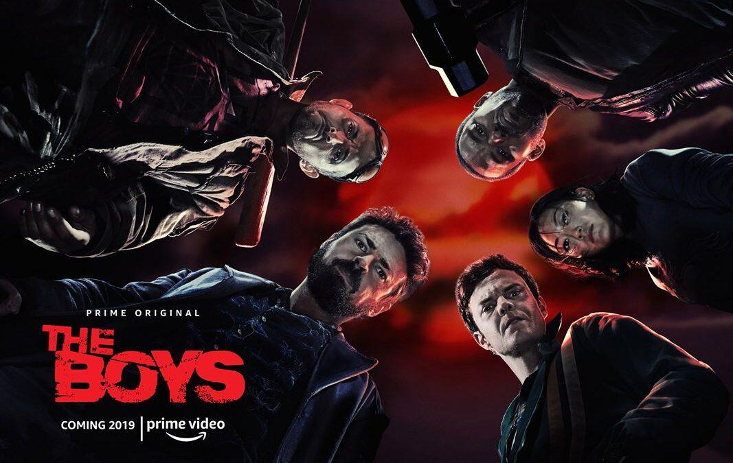 The Boys: 1ª Temporada da série da Amazon Prime