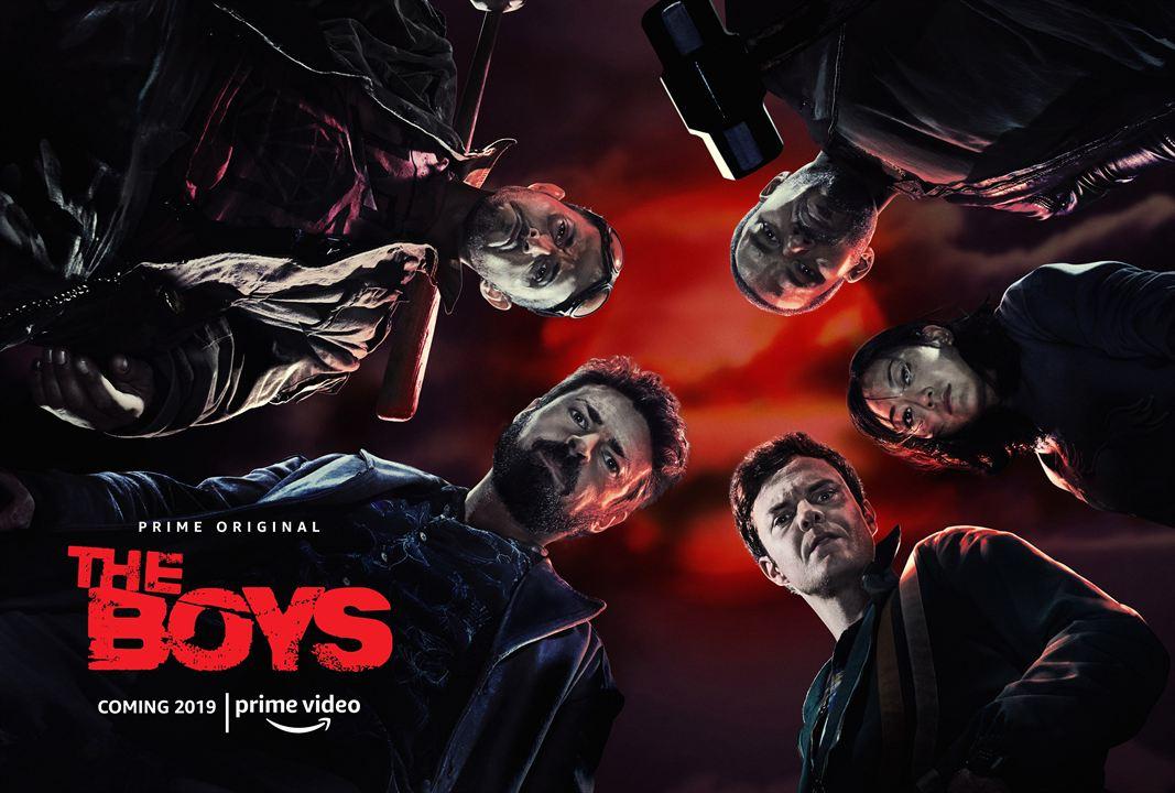 The Boys - Primeira Temporada - Série da Amazon Prime