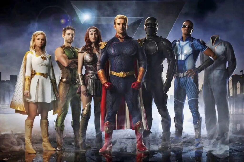 The Boys The Seven Amazon Prime Video 1024x683 - The Boys: Série da Amazon sobre Super-Heróis corrompidos