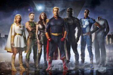 The Boys: Série da Amazon sobre Super-Heróis corrompidos