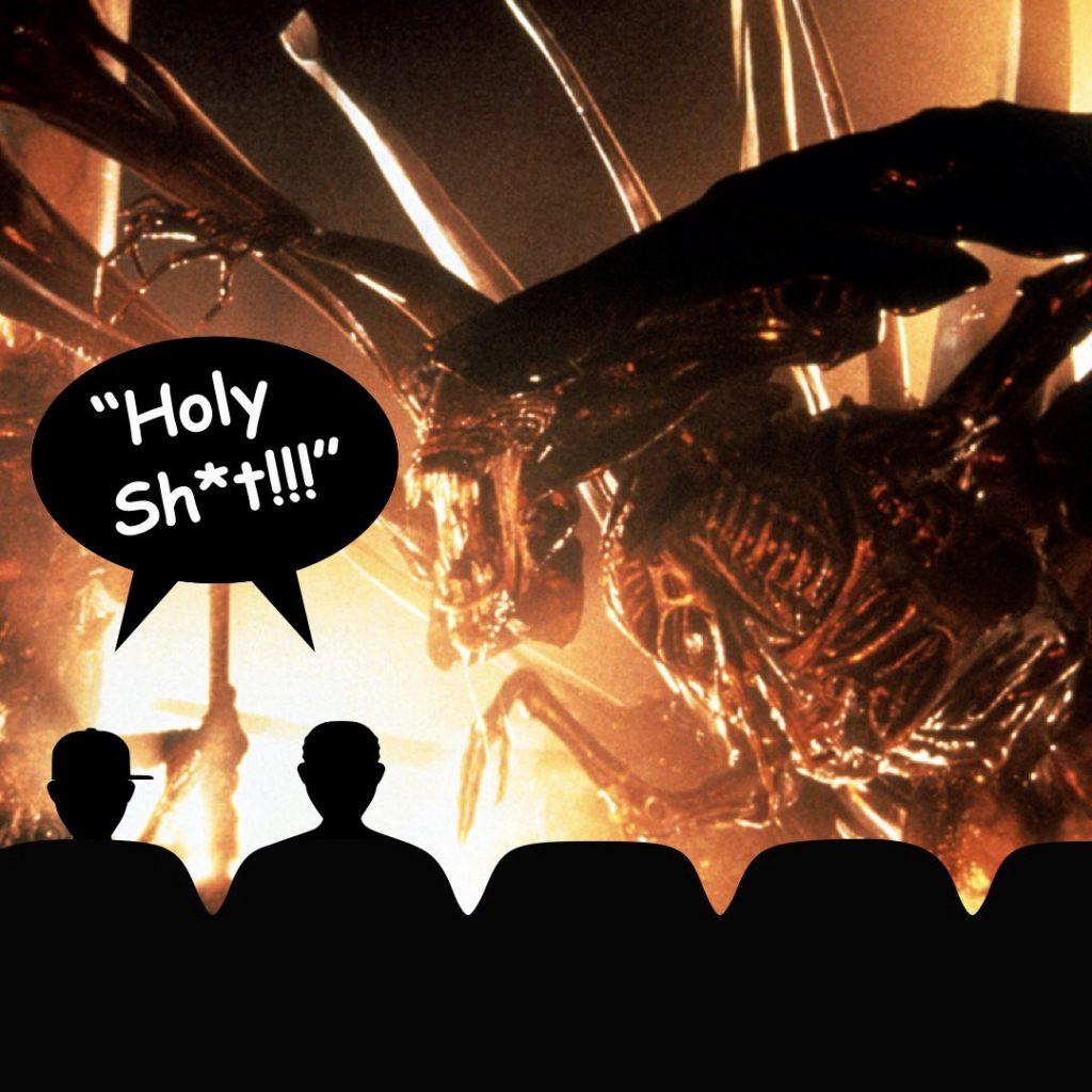 James Cameron - Alien 2 - Irmãos Russo