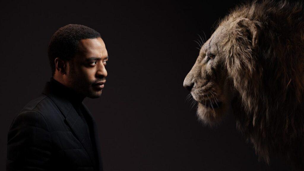 O Rei Leão - Chiwetel Ejiofor - Scar