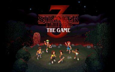 Stranger Things 3 The Game: Jogo baseado no seriado com visual retrô
