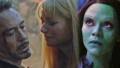 Vingadores: Ultimato | Cena deletada mostra os heróis prestando homenagem a Homem de Ferro e spoiler de Gamora