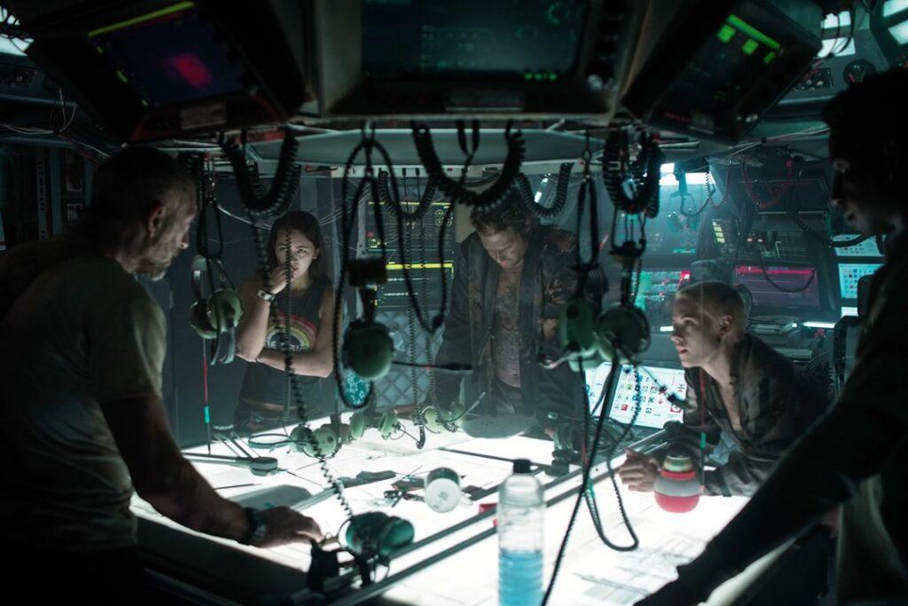Ameaça Profunda - Ficção científica com Kristen Stewart