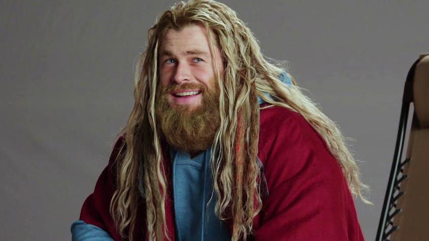 Chris Hemsworth - Bro Thor