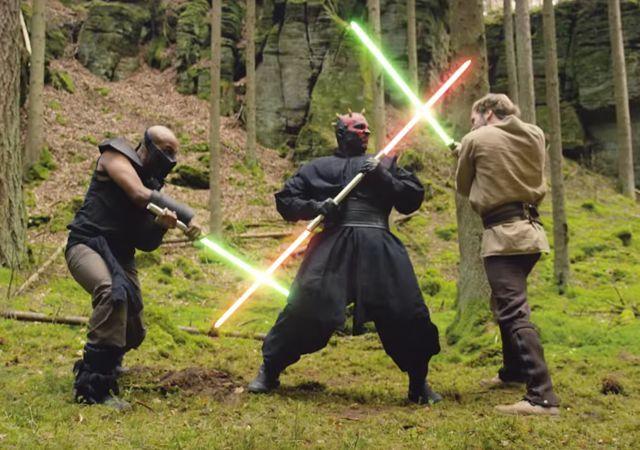 DARTH MAUL - APPRENTICE - Luta Jedis