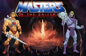 Mestres do Universo | He-Man série animada na Netflix