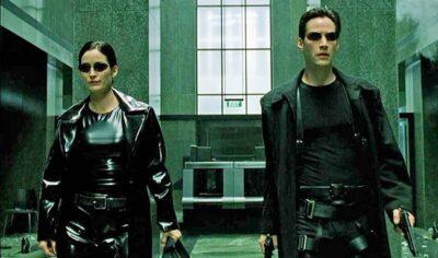 Matrix 4 oficializado com a volta de Keanu Reeves e Carrie-Anne Moss