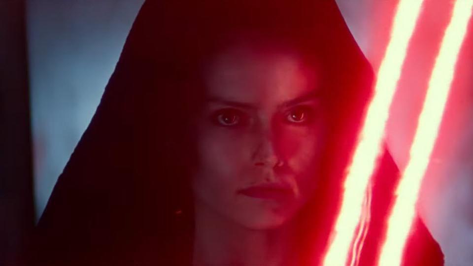 Star Wars: A Ascenção Skywalker | Teaser mostra Rey no Lado Negro da Força