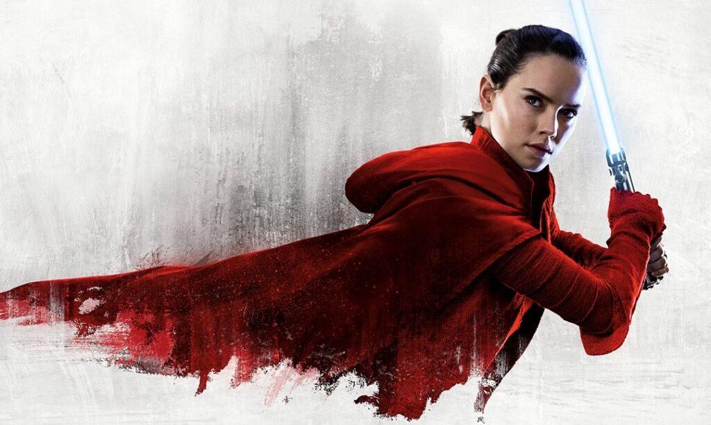 Rey é uma Sith passando para o Lado Negro da Força?