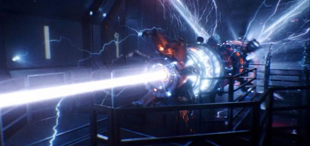 Starcourt prestes a explodir mas sem Hopper na plataforma