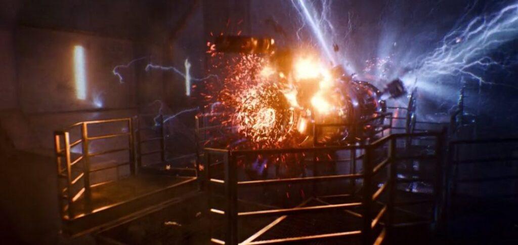 Starcourt explode sem Hopper estar na plataforma
