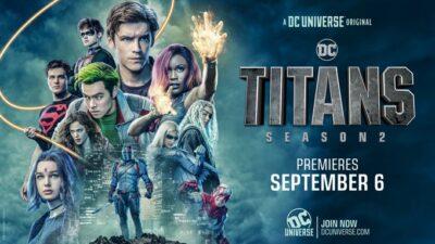 Titans: Segunda temporada ganha poster com o Exterminador