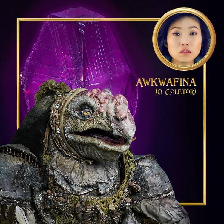 O Cristal Encantado: A Era da Resistência - Awkwafina