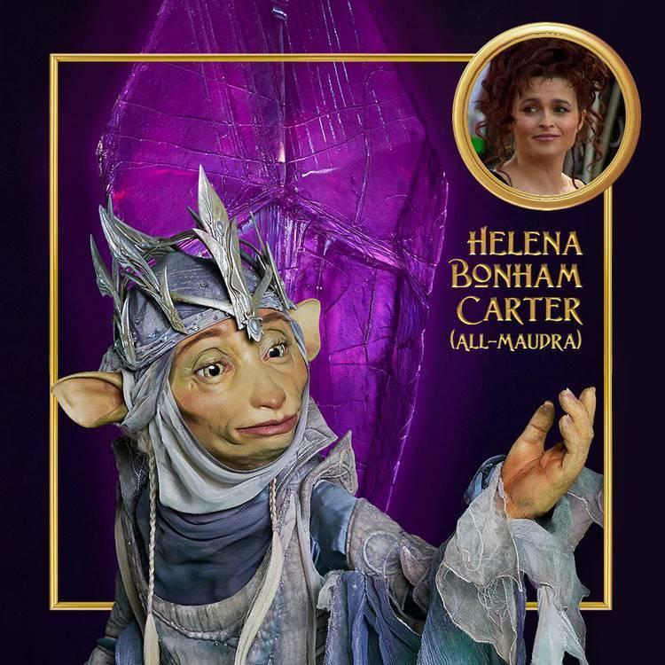 O Cristal Encantado: A Era da Resistência - Helena Bonham Carter