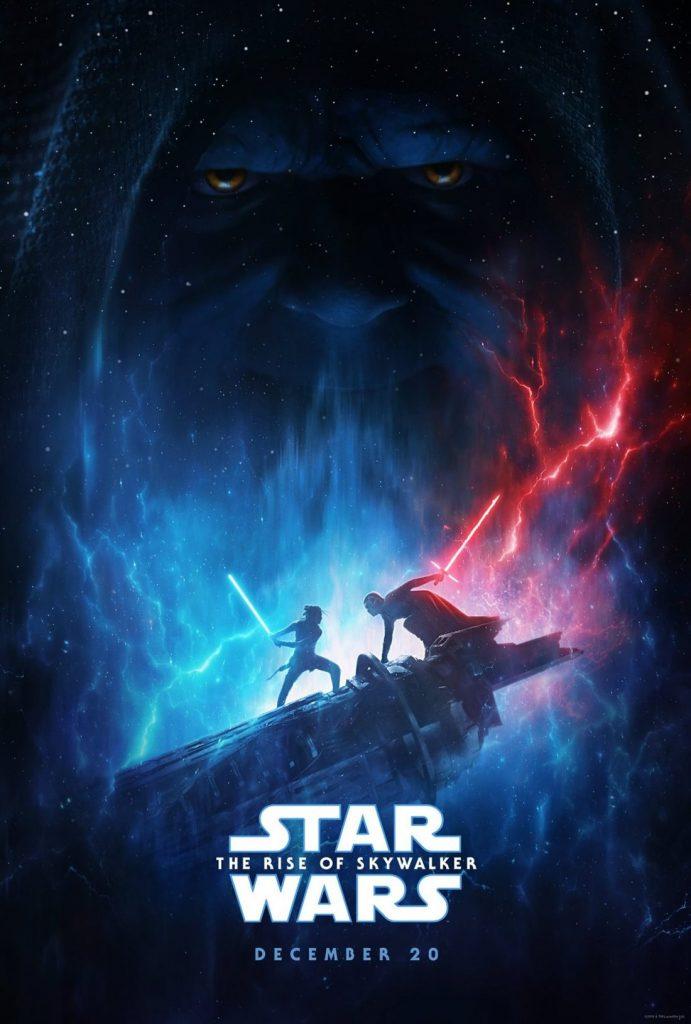 star wars ascencao skywalker poster novo D23 Expo 691x1024 - Star Wars: A Ascensão Skywalker | D23 Expo divulga poster e trailer