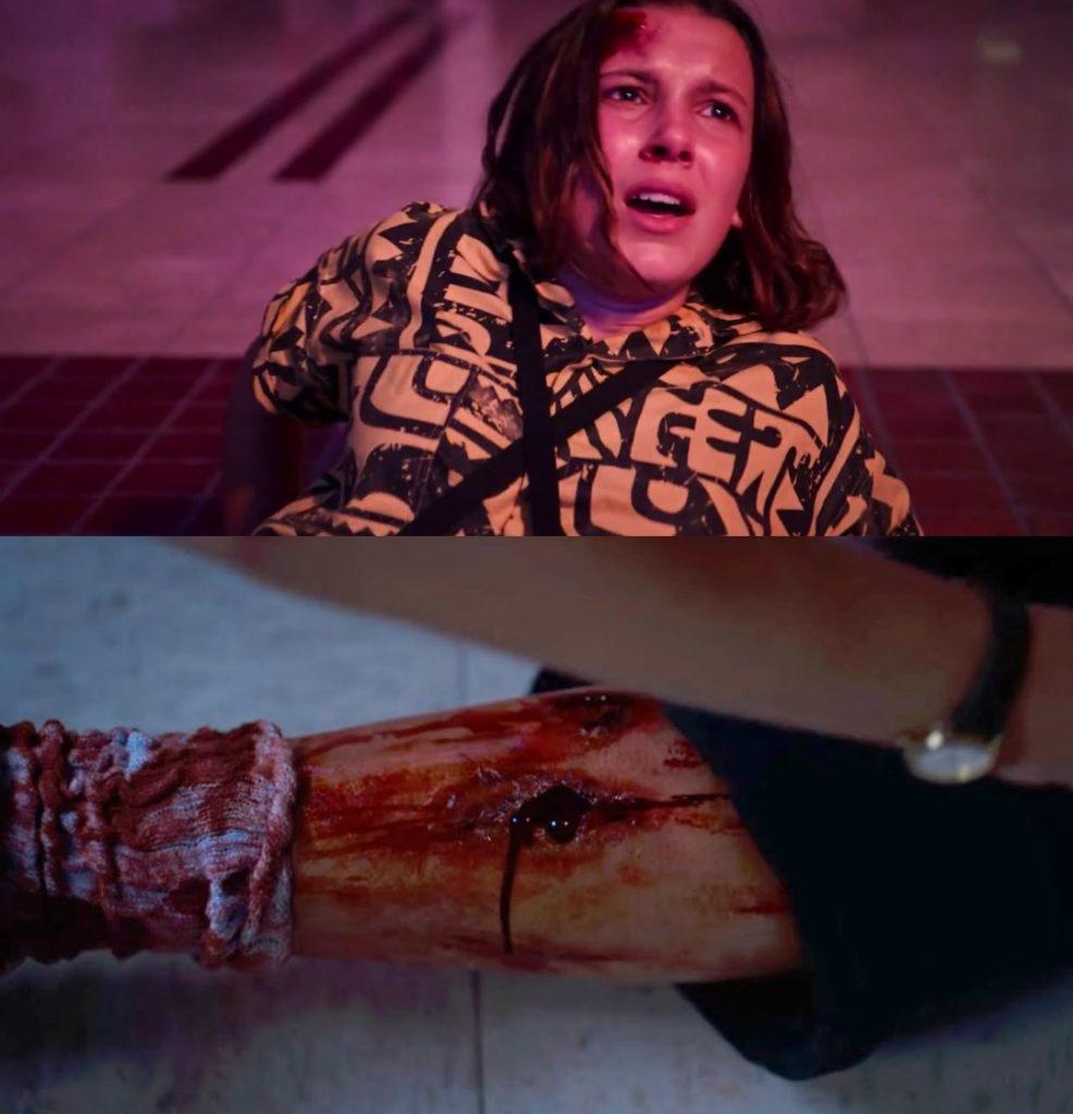 stranger things 3 Eleven atacada Mind Flayer 986x1024 - Stranger Things 4 | Eleven seria o novo vilão da quarta temporada?