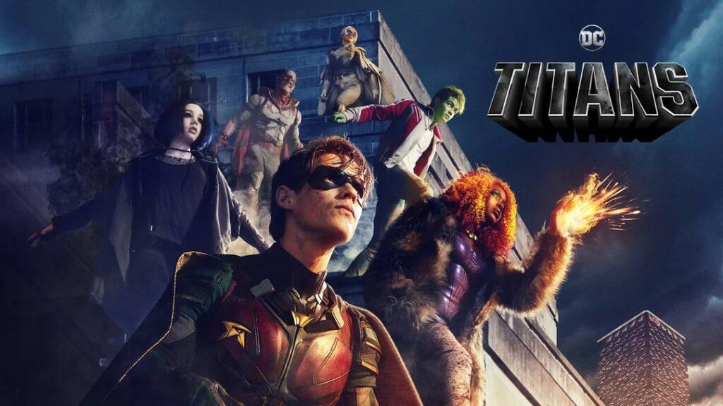 Titans Segunda Temporada - Trailer com novos heróis, vilões e Krypto