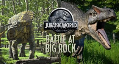 Battle at Big Rock irá apresentar 2 novos dinossauros