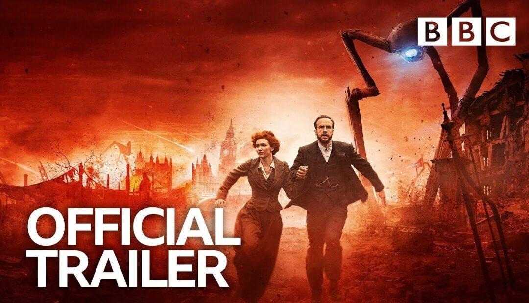 Guerra dos Mundos | BBC One libera o trailer da minissérie baseada no conto de H.G. Wells