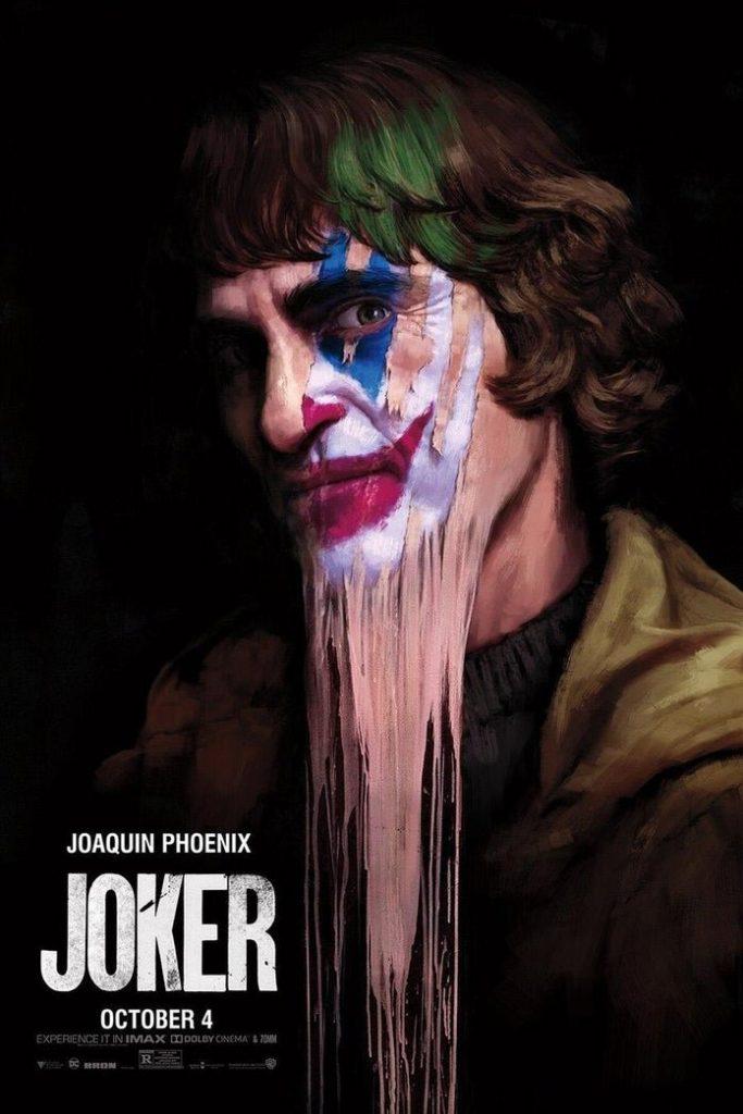 Joker - cartaz - Joaquin Phoenix
