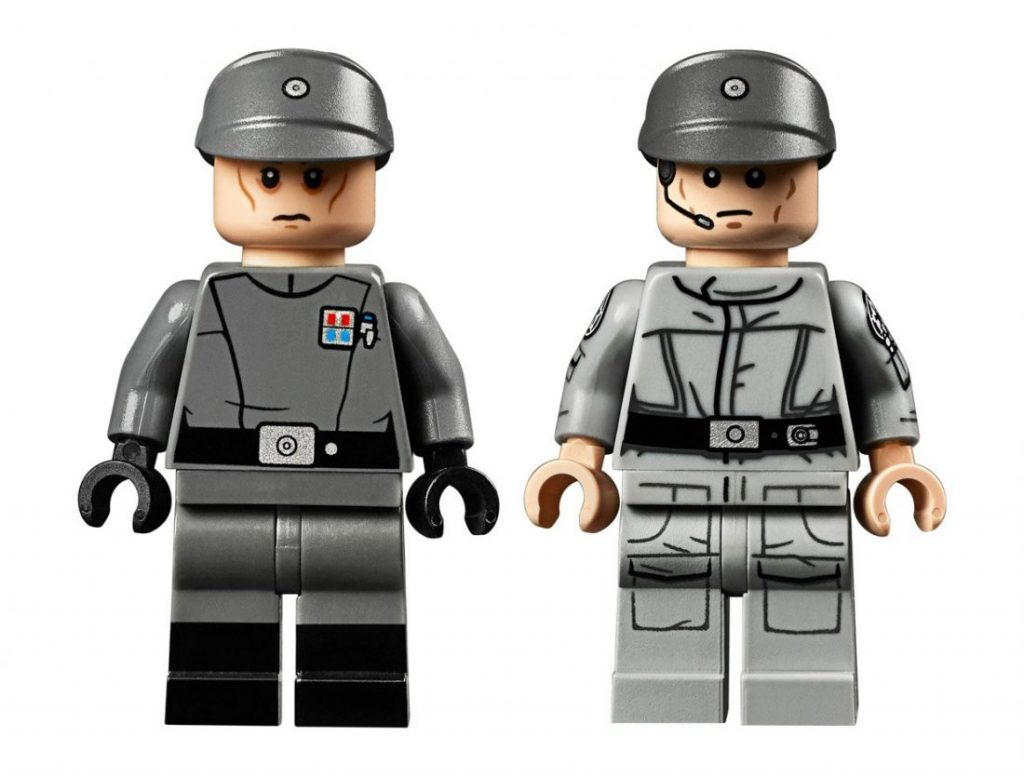 Star Wars | Star Destroyer Imperial feito com 4.784 peças Lego