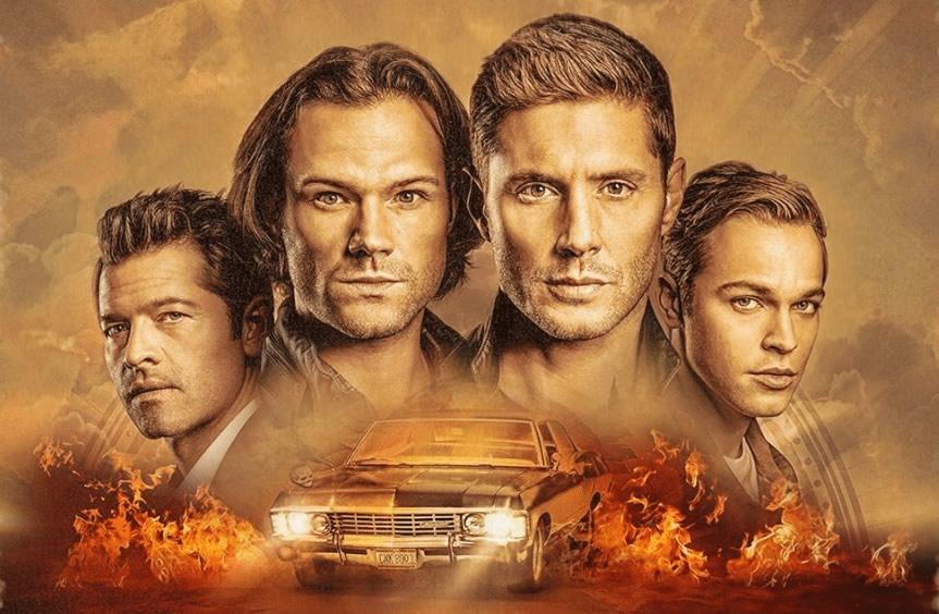 Supernatural | Poster da temporada final sugere o que está por vir para os irmãos Winchester