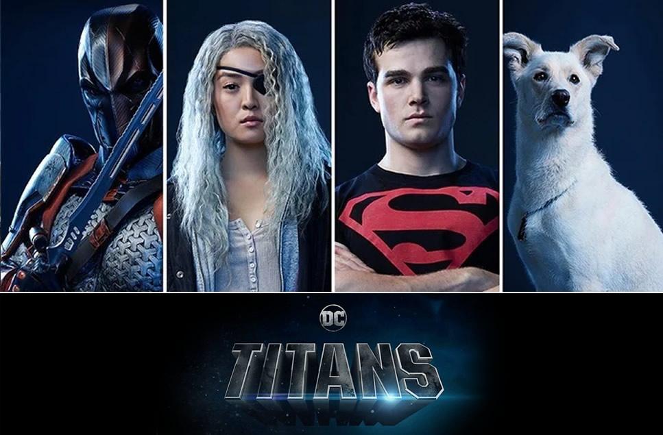 Titans Segunda Temporada: Novos pôsteres de personagens mostram Exterminador, Rose Wilson, Superboy e Krypto