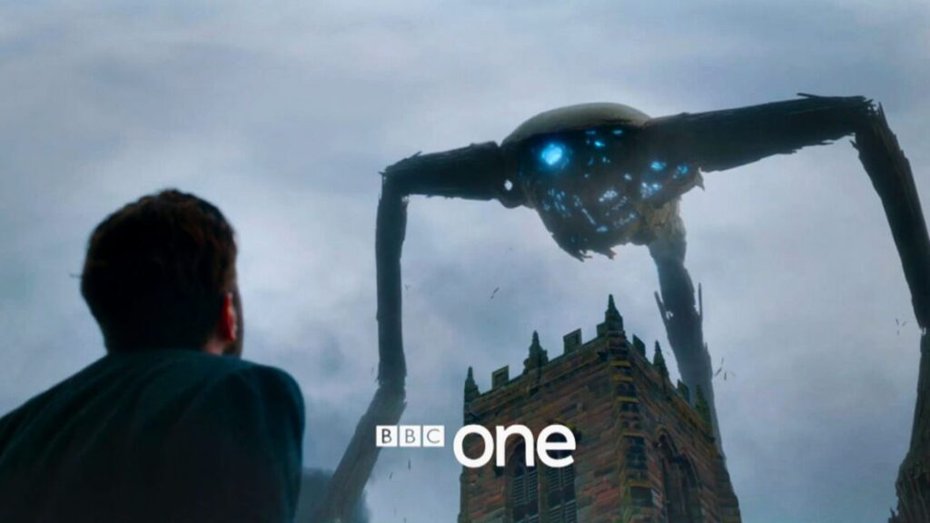 Guerra dos Mundos - BBC One