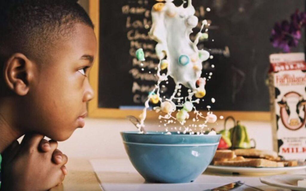 Criando Dion - Dion (Ja'Siah Young) descobrindo seus poderes na série da Netflix