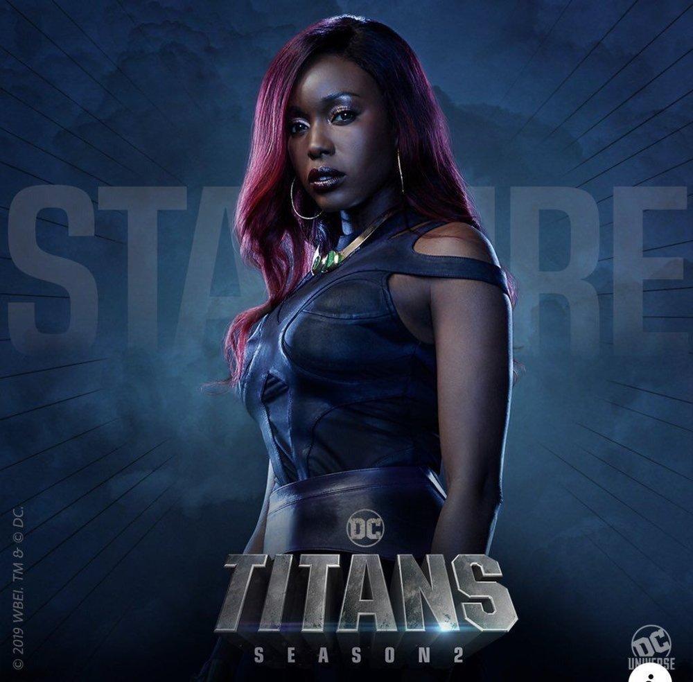 Titans Segunda Temporada: Novos pôsteres de personagens - Estelar